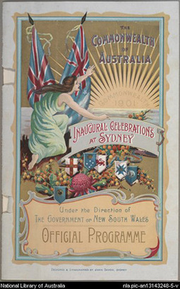 Federation | AC History Units | Primary history- Australia as a Nation | Scoop.it