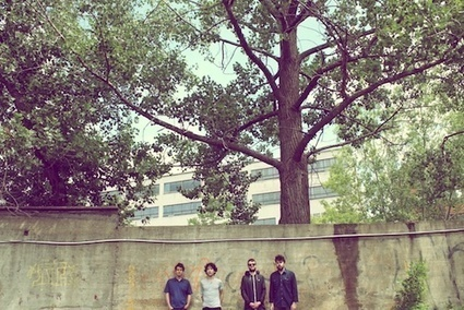 Stream SUUNS' New Album at AOL Spinner, Band Set to Tour North America & Europe Extensively Blog :: Secretly Canadian | Why Music Sounds Good | Scoop.it