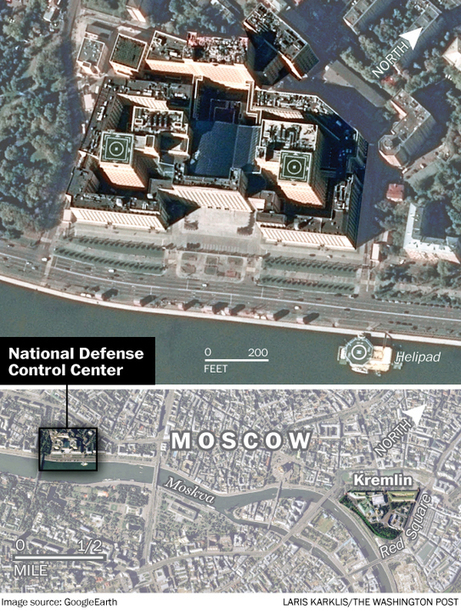 Vladimir Putin's massive, triple-decker war room revealed | How will you prepare for the military draft if U.S. invades Syria right away? | Scoop.it