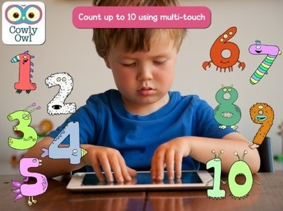 Fun Apps to Entertain (and Educate) Your Child | iPad i undervisningen | Scoop.it