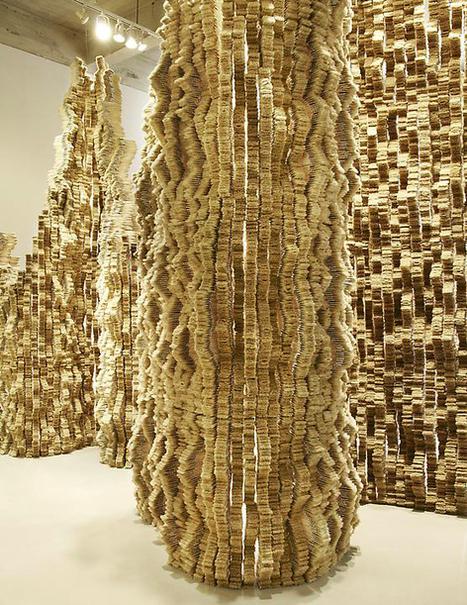 "Will Ryman: ""Infinity"" | Art Installations, Sculpture, Contemporary Art | Scoop.it"