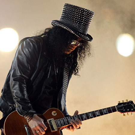Slash: Music industry is dangerous - News, Entertainment - Belfasttelegraph.co.uk | The Shape of Music to Come | Scoop.it