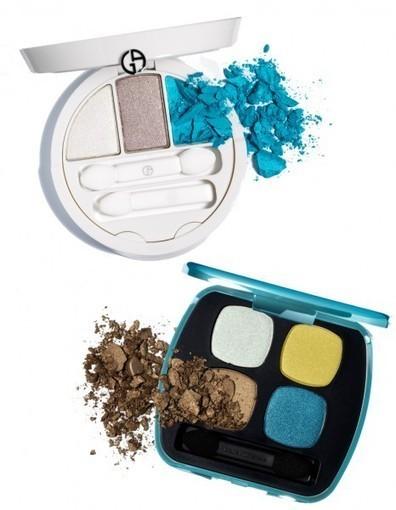 Maquillage : des palettes color block - Elle | Incomabord - les astuces beauté | Scoop.it