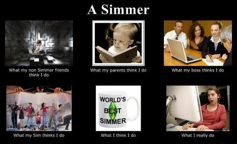 Simmer   What I really do   Scoop.it