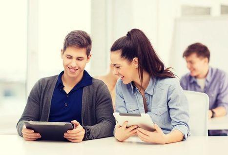 Déployer les tablettes dans une salle de classe | fle&didaktike | Scoop.it