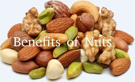 Be Healthy With Quick Healthy Snacks - NUTS   All My Favorites   Scoop.it