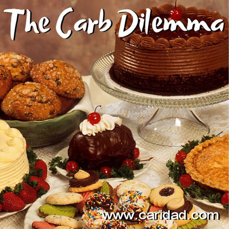 Food Ways - Are you a carboholic?  Read this!  (via #TipTuesday The Carb Dilemma | Caridad.com® | My I Like Eating Channel | Scoop.it