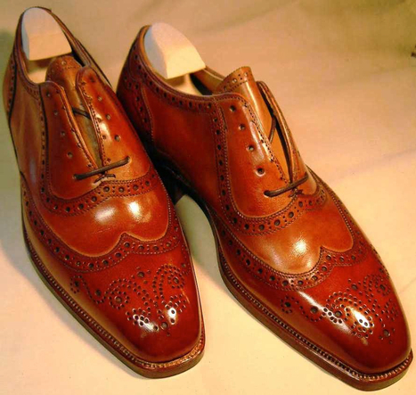 Spread Your Wingtips? Selecting the Right Wingtip Design for Your Foot | Tailored and Styled | Scoop.it