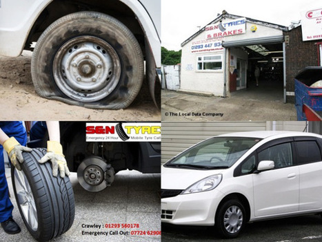 Mobility of Tyre Repairing and Changing Service in Cranleigh and Horsham | Car Servicing uk | Scoop.it