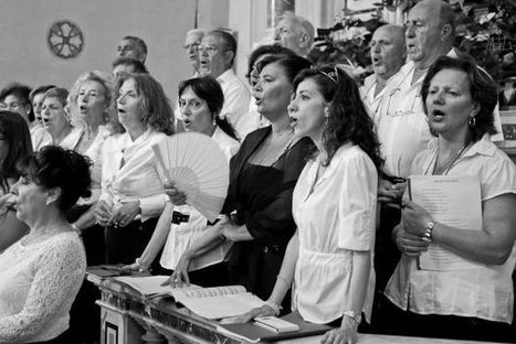 More Evidence of the Psychological Benefits of Choral Singing | What about? | Scoop.it