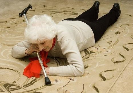 Le coût des chutes des personnes âgées estimé à 2 milliards d'euros pour les collectivités — Silver Economie | Silver Economie, télé assistance, géolocalisation | Scoop.it