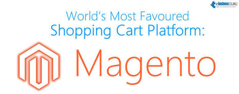 World's Most Favoured Shopping Cart Platform: Magento | Ebusiness Guru Blog | Scoop.it