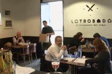 WATCH: Awesome Spanish Restaurant Says If You Can't Pay, You Won't Go Hungry | Edu's stuff | Scoop.it