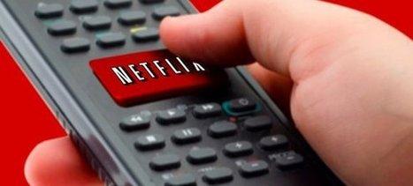 Netflix franchit la barre du milliard d'heures de vidéos vues   Connected TV   Scoop.it