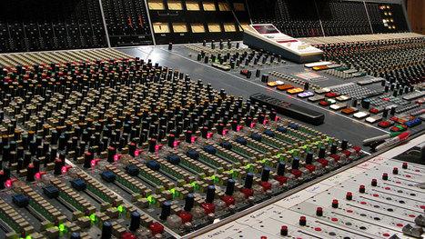 Recording Studios Face Uncertain Future | Recording Engineer | Scoop.it