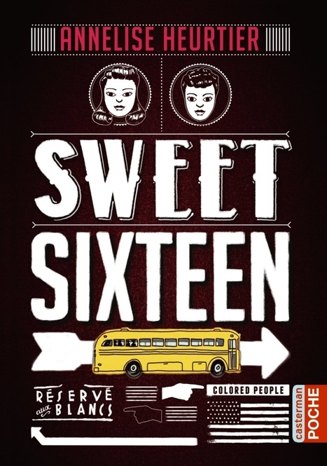 Sweet Sixteen - Annelise Heurtier - Casterman Jeunesse | Concours Adolire | Scoop.it
