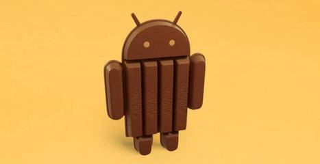 How`bout that: Google launches Android KitKat with Nestlé collaboration | DigitalGap | Scoop.it