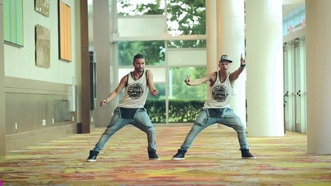 Easy fun Zumba dance fun workout even for newbies to #TurnItUp | Living style | Scoop.it