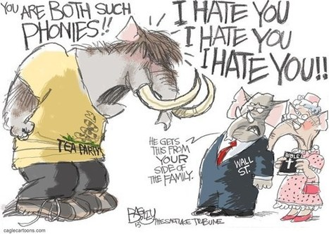 Ten Negative Messages The Republican Party Is Sending To America's Kids | Daily Crew | Scoop.it