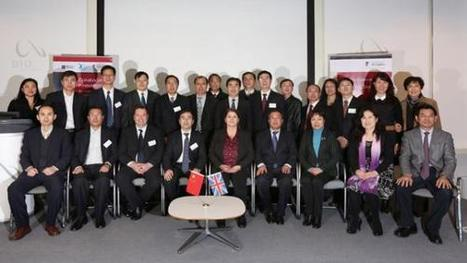 China and UK leaders explore collaboration opportunities   British Council   English Language Trends in China   Scoop.it