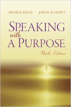 Speaking with a purpose   Media and Communication   Scoop.it