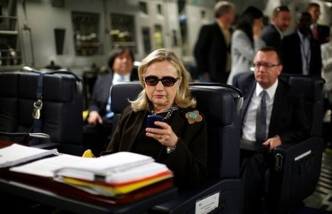 As Hillary Clinton Stays Quiet About Private Emails, Republicans Seize Moment to Criticize Her | Back Chat | Scoop.it