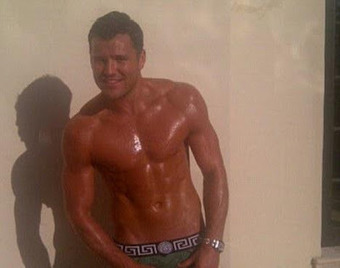 Mark Wright is back to his old ways! Ex-TOWIE star shows off his ...   Ibiza Rome   Scoop.it