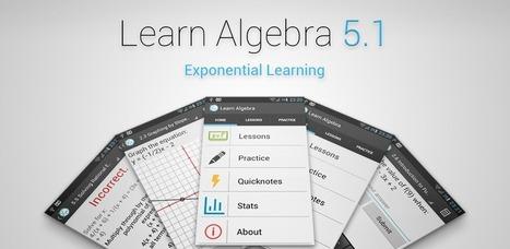 New app: Graphing Toolkit - Ex Equals   College Algebra   Scoop.it
