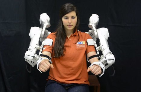 10 Exoskeletons to make you Superhuman | Technology in Business Today | Scoop.it