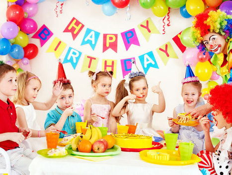 Birthday Party Supplies For Kids | Pretty Ur Party | Scoop.it