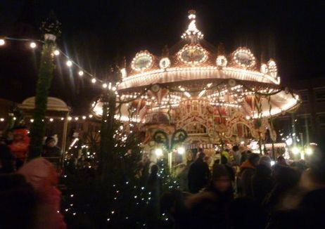 Why I Think the Nuremberg Christmas Market is Overated | Travel in Germany | Scoop.it