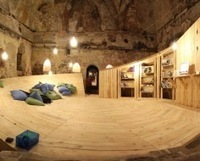 Abandoned Turkish Bath Transformed Into Pop-Up LIbrary - PSFK | Future Trends in Libraries | Scoop.it