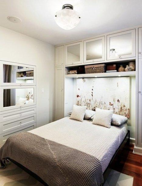 Best Small Bedroom Ideas | Decoration | Scoop.it