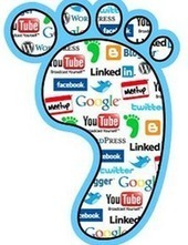 A Great Guide on Teaching Students about Digital Footprint | Teaching Tips | Scoop.it