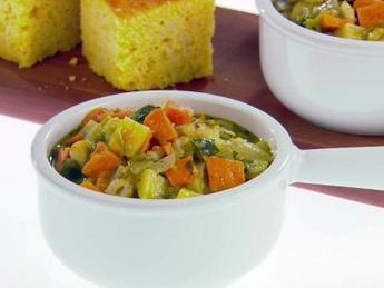 Vegetarian Chili Verde : Giada De Laurentiis : Food Network | I love to cook | Scoop.it