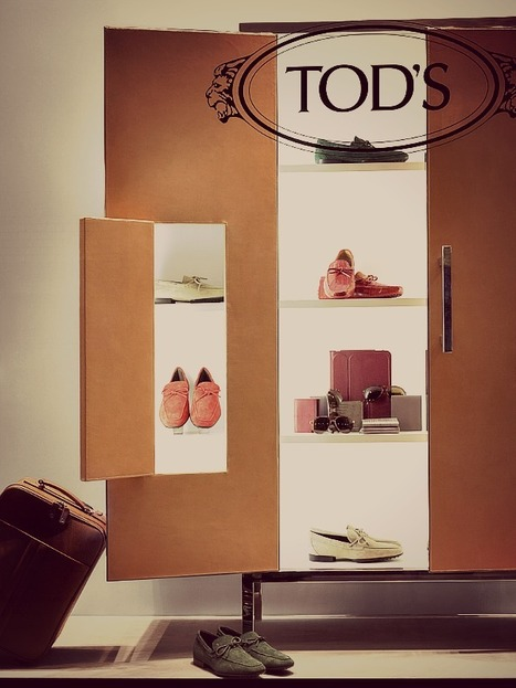 NENDO for TOD'S | Le Marche & Fashion | Scoop.it
