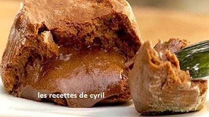 Fondants au Toblerone | Recettes de cuisine | Scoop.it