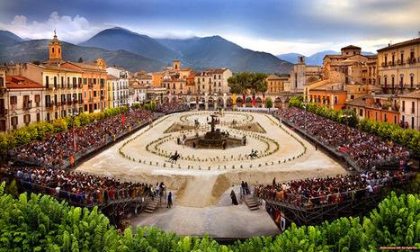 A quick guide to the Giostra Cavalleresca di Sulmona | Italia Mia | Scoop.it