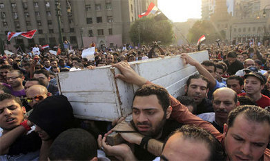 Saturday marches for slain Egyptian protesters Jika and Kristy | Égypte-actualités | Scoop.it