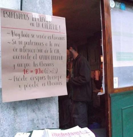 Moneda social de la Cooperativa Integral de Granada | GranadaiMedia | cooperación intercambio | Scoop.it