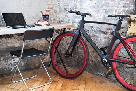 Valour: ahora el GPS y los sensores van integrados en la bicicleta | Bici & ciudad | Scoop.it
