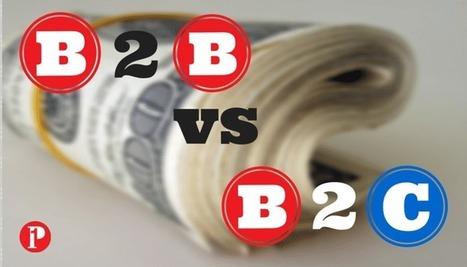 Social Media Challenges of a B2B & B2C Marketer | Prepare1 — Prepare 1 | Social Media  Coach | Scoop.it