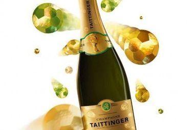 La star du ballon rond c'est Taittinger - Magazine du vin - Mon Vigneron | Actualités du Vin | Scoop.it