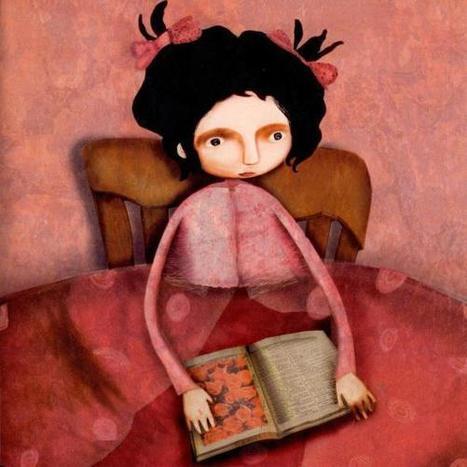 Las chicas de los cuentos no solo son princesas, también las hay muy rebeldes | educacion-y-ntic | Scoop.it