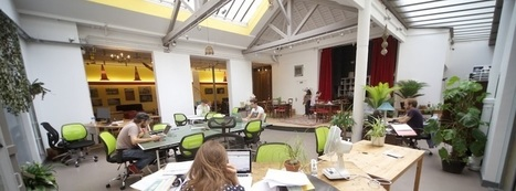 Hackathons, Smart Cities and Startups: Life Inside a Coworking Space | Peer2Politics | Scoop.it