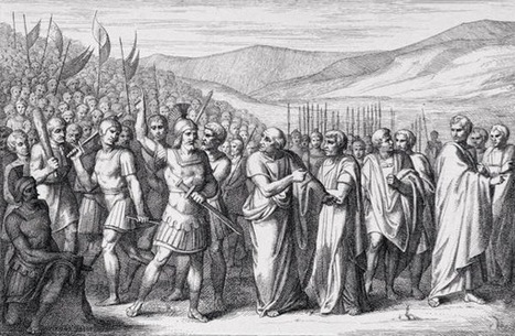 Yo Elijo Latín: Instituciones de la República Romana (III): El tribuno de la plebe | Mundo Clásico | Scoop.it