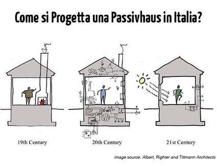 Casa Passiva o Passivhaus Come Progettare in Italia? | Casa passiva | Scoop.it