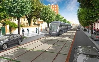 Tramway : démarrage immédiat pour la ligne Garonne   Toulouse La Ville Rose   Scoop.it
