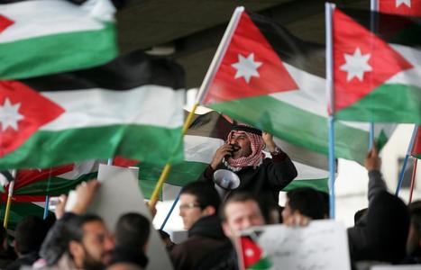 Attack injures 57 Jordanian protesters | Coveting Freedom | Scoop.it