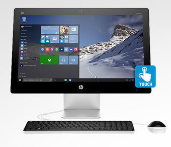 HP Pavilion 23-q114 Review - All Electric Review | Desktop reviews | Scoop.it